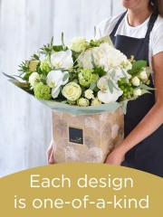 Winter Hand-tied Bouquet £75